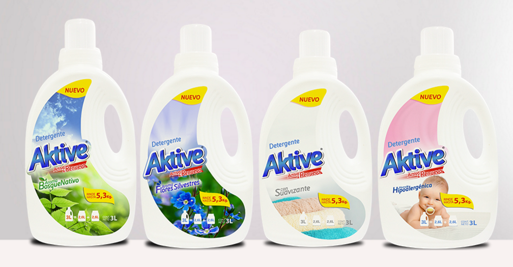 Detergente Altive