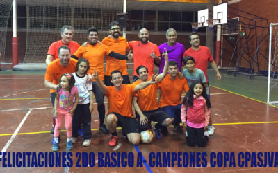 Camp. Interno Baby Futbol 2017 / Old School Leage 2017